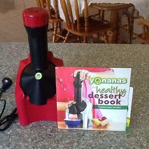 Yonanas Dessert  Maker Saumarez Ponds Uralla Area Preview
