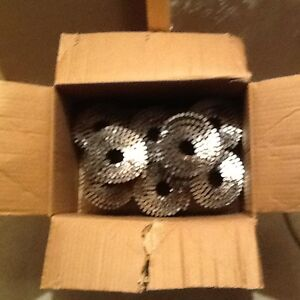 "3 1/4 ""  spiral X 121  COILS  FOR AIR GUN NAILER  (8) OF THEM"