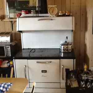 Old cook stove wood /oil