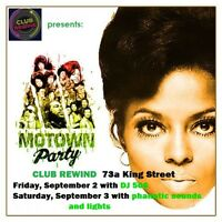 Motown Weekend Party