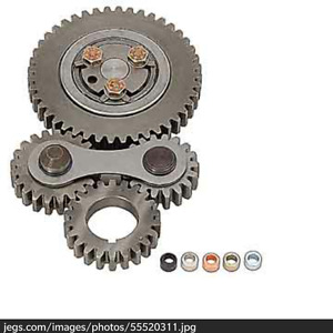 SBC Timing gears wanted