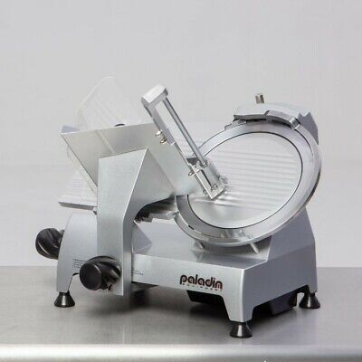 Paladin Equipment 10 Commercial Meat Slicer Manual Gravity Feed 13 Hp