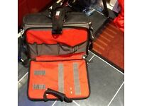 CK Magma electricians tool bag,ex cond,with detachable shoulder strap,only £20,pos local delivery