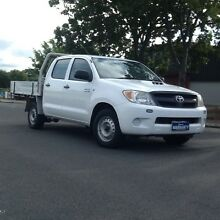 5 YEAR WARRANTY *NO DEPOSIT+$70/wk*Hilux Turbo Diesel t.a.p Burleigh Heads Gold Coast South Preview