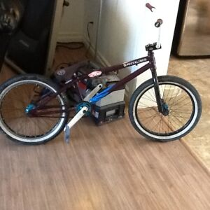 Specialized bmx with extras
