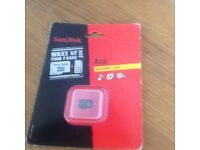 ScanDisk micro SD Card 4GB