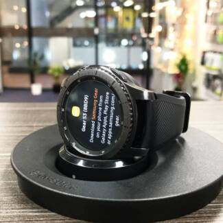 BRAND NEW SAMSUNG GEAR S3 FRONTIER IN BOX AU MODEL UNLOCKED