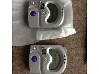 2 Quik Tune guitar and bass tuners - Job lot £5