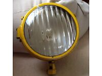 Large Industrial Benjamin Light