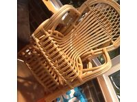 Cane Chairs suitable for conservatry/summerhouse