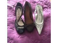 Selection of shoes size 5