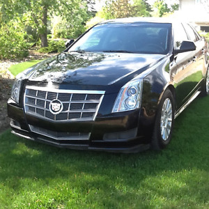 2011 Cadillac CTS Leather Sedan