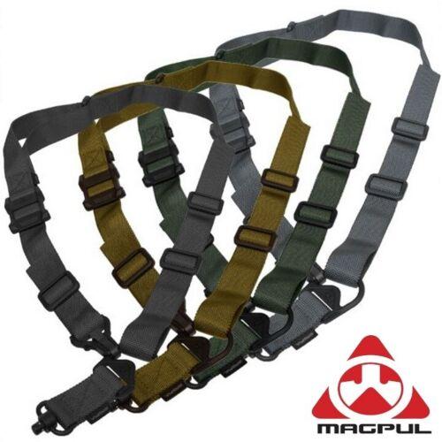Magpul MS3 Single QD GEN2 Multi-Mission Sling MAG515 Black, Coyote, Green, Gray