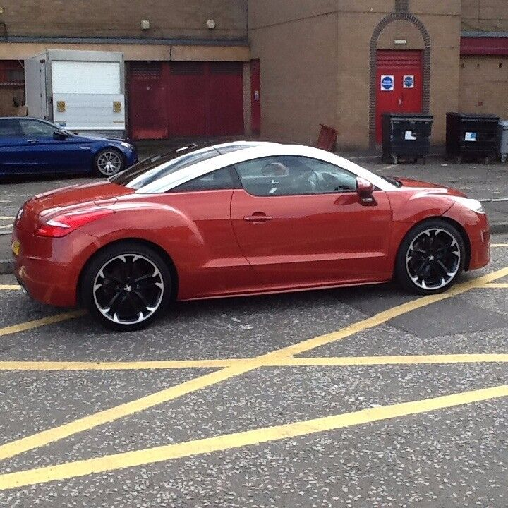 PEUGEOT RCZ 2010 PEUGEOT RCZ GT THP 200 BHP COUPE STUNNING CAR INSIDE AND OUT,NO FAULTS,AMAZING.