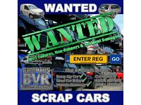 All Scrap Vehicles Collected Brighton & Throughout Sussex [Cars, Vans & 4x4s] Cash Waiting