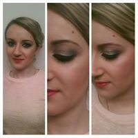 Party hair and makeup package by RFM $69.00