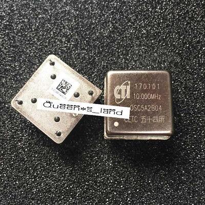 1new 2017 Cti Osc5a2b04 10mhz 5v Square Wave Ocxo Crystal Oscillator