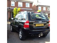 Kia Sportage 2009 Offers around £4.500