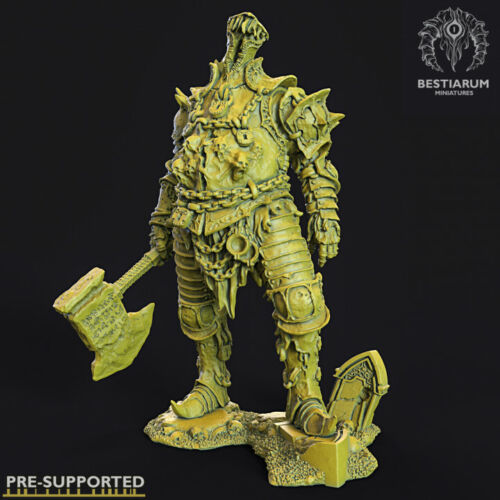 Bestiarum Miniatures Goliath