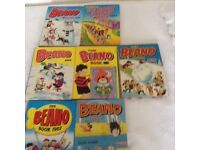 Dandy and beans books