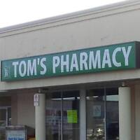 Help wanted for growing pharmacy