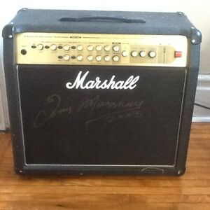 AS2000 AVT100 Marshall AMP, DFX 16 program ODFX + clean