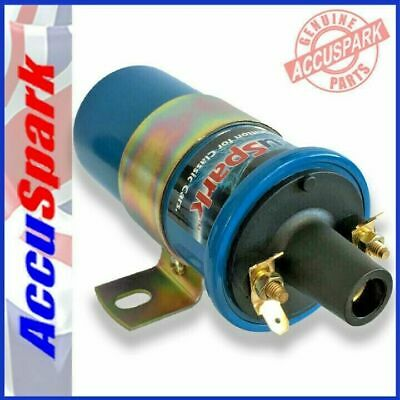 AccuSpark Blue 1.5 ohms 12v Ballast Sports Ignition Coil for MGB V8