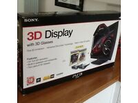 Sony Ps3 3d display monitor