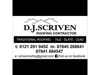 Trainee roofer wanted