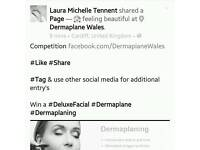 Competition free to enter luxury facial dermaplane