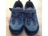 Karrimor kids walking shoes, brand new size 1