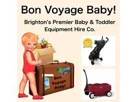Baby & Toddler Equipment Hire