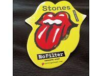 Rolling Stones ticket and luxury hotel package Copenhagen