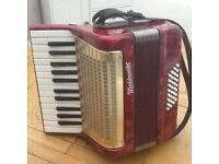 32 bass piano accordian