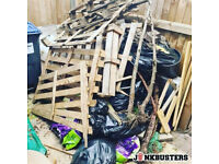 Junkbusters Rubbish Removal Waste Clearance Office Garden Garage House