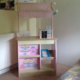 Toy Tea-Shop (wooden).