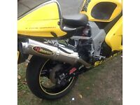 Tl1000r wr cheap for fast sale or swop vfr