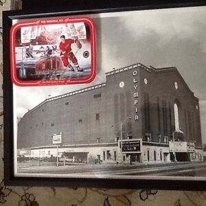 DETROIT 'OLYMPIA' - Great Framed Print