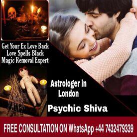 Psychic Astrologer Black Voodoo Magic Health sickness Removal Ex Love Back Mind Control Spells In UK