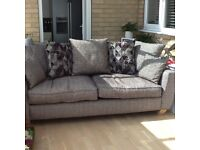 3seater sofa excellent condition