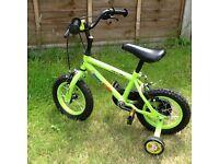Boys bike - age 2-3 yrs
