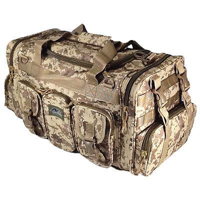 Camo Duffle Bag (22