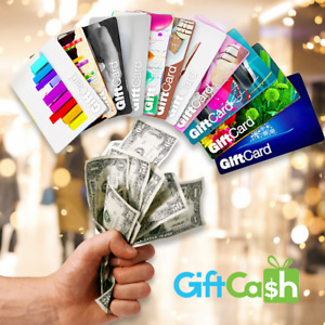 Get Cash for your Gift Cards!