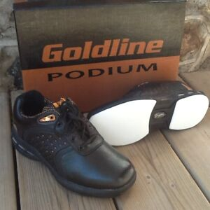 New Goldline women's curling shoes