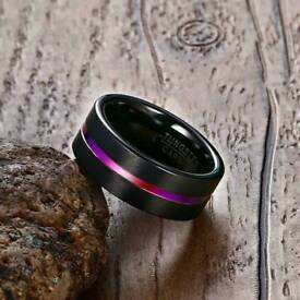 Beautiful Hand Crafted Mens Ring