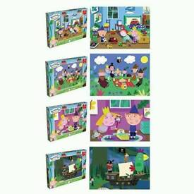 Children's jigsaw puzzle