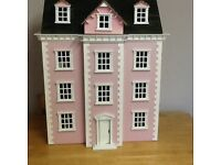 Large Victorian style Dolls House for Sale
