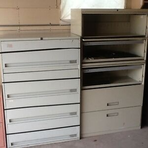File cabinets for sale from 2 to 5 door Strathcona County Edmonton Area image 2