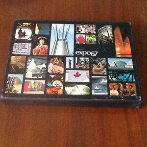 Expo '67 Montreal Canada - Beautiful Coffee Table Book