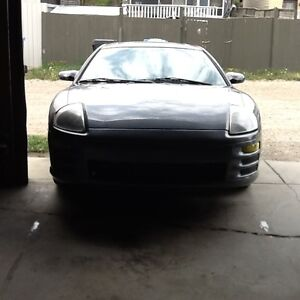 2002 Mitsubishi Eclipse Good Coupe (2 door)